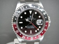 Rolex GMT Master ll 16710 Coke Bezel Complete Pristine Example