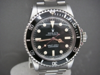 One of The Best Vintage Rolex Submariner 5513 MK 1 Maxi Dial One Owner You Will Find!
