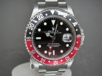 Rolex GMT Master 2 16710 Coke Bezel 2005 Complete UK Watch