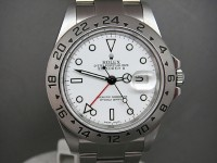 Rolex Explorer ll 16570 White Dial - Complete Watch - | Dream-Watches.co.uk