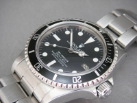 "Rare One Owner Vintage Rolex Sea-Dweller 1665 ""Great White"" Stunning Example"