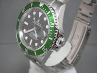 Rolex Submariner 16610LV 50th Anniversary Flat 4 BIG O 2003 Y Serial UK Watch