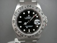 Rolex Explorer ll Black Dial - 16750 | Dream-Watches.co.uk