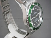 Rolex Submariner 16610 LV Anniversary BRAND New Flat 4 Big O