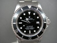 Rolex Sea Dweller 16600 2003 UK Supplied Totally Complete Example