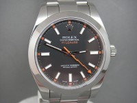 Rolex Milgauss 116400 UK Complete Example | Dream-Watches.co.uk