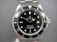 Rolex Sea-Dweller 16600 UK complete Watch Just Rolex Serviced!