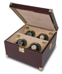 Multiple Watch Winder - Captain's Range - Mahogony - W274