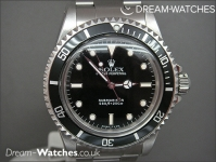 Rolex Submariner 5513 - The most complete ever!!